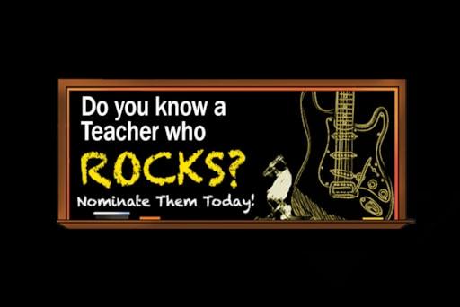 winning teachers who rock 2017