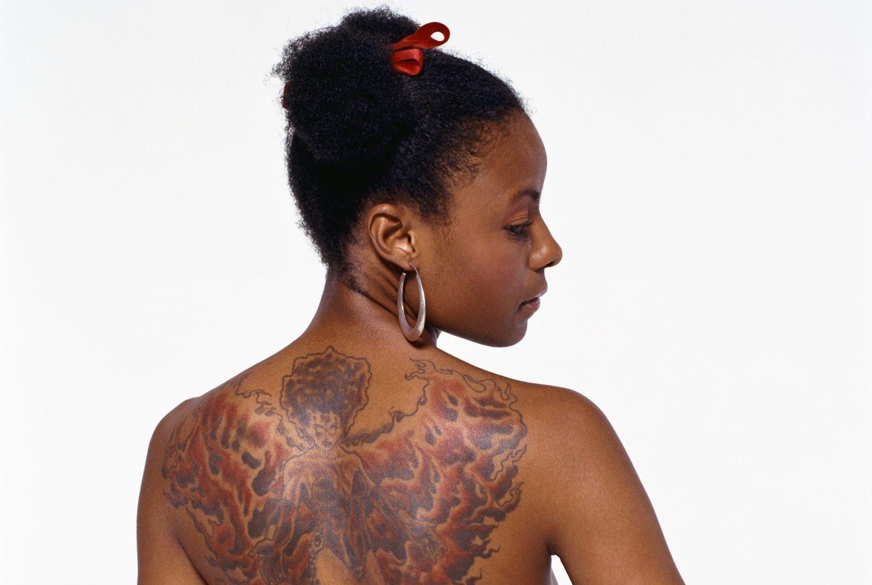 Dark Skin Color Tattoo: The Misconception Of Tattoos On Dark Skin