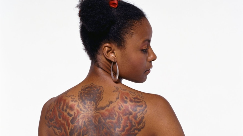 The Misconception Of Tattoos On Dark Skin
