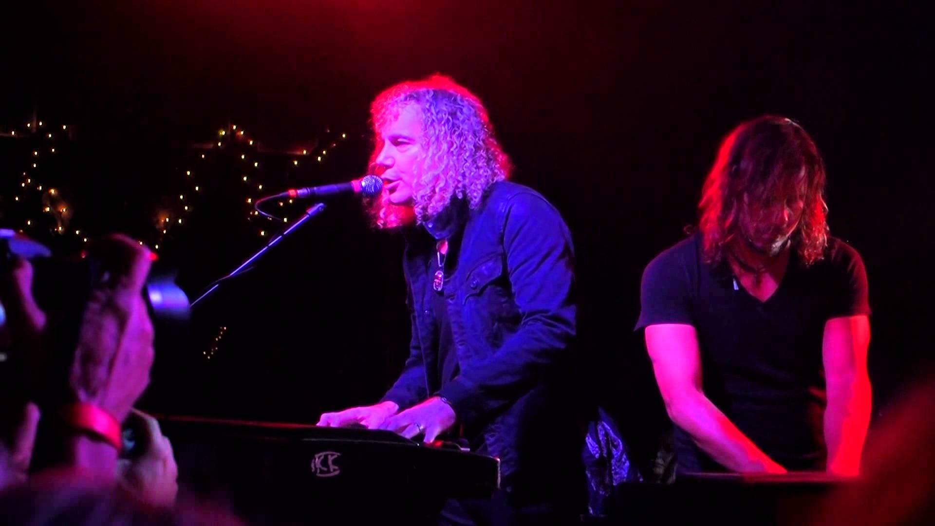 bon jovi keyboardist david bryan joins matt oree on stage