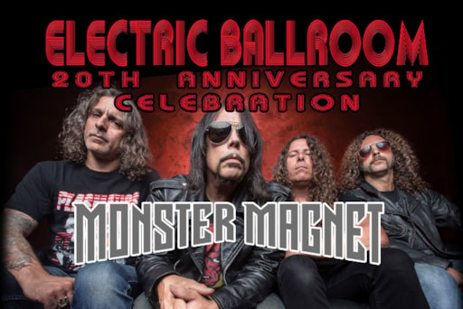 6113cc03d Jersey Rock Feature of the Week: The Electric Ballroom 20th Anniversary Show