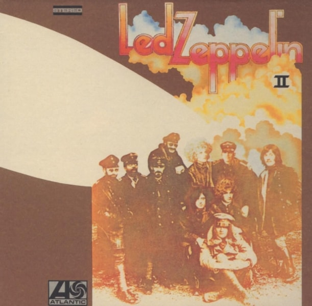 """This track was the b-side to """"Whole Lotta Love,"""" which is strange considering how it's literally inseparable from """"Heartbreaker,"""" and radio still plays both tracks together as if they are one song. But the riffs on """"Living Loving Maid (She's Just A Woman)"""" are oddly complementary to those in """"Whole Lotta Love."""" (EB)"""
