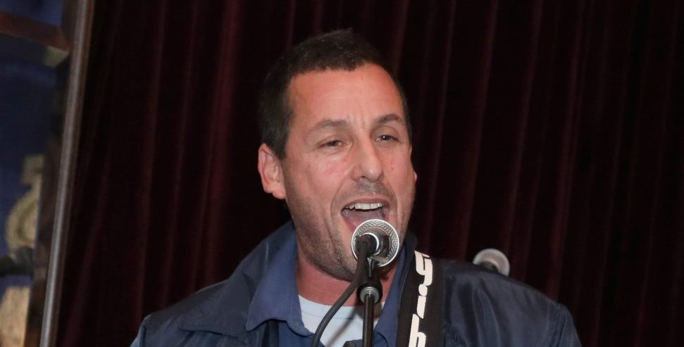Adam Sandler's New Quarantine Song