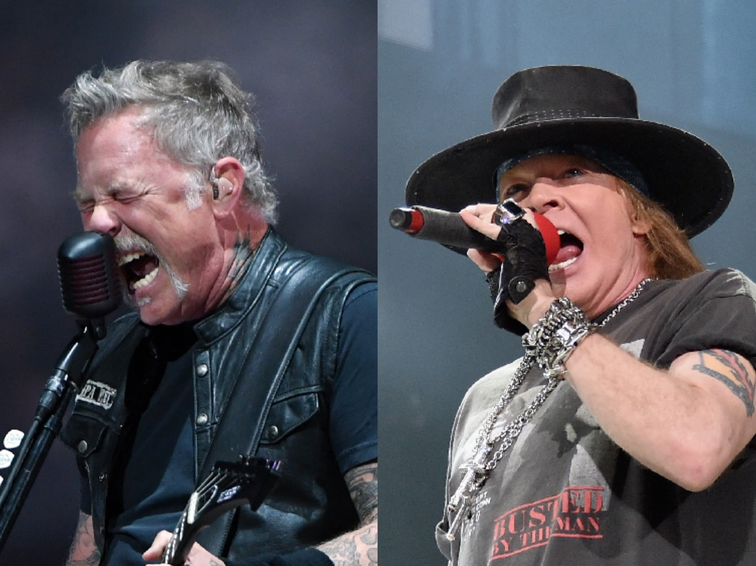 Metallica, Guns N' Roses Make 'Forbes' World's Highest-Paid