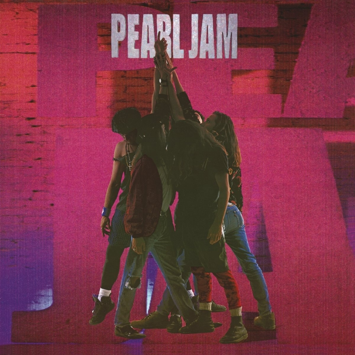 Pearl Jam - 'Ten' - Released August 27, 1991.