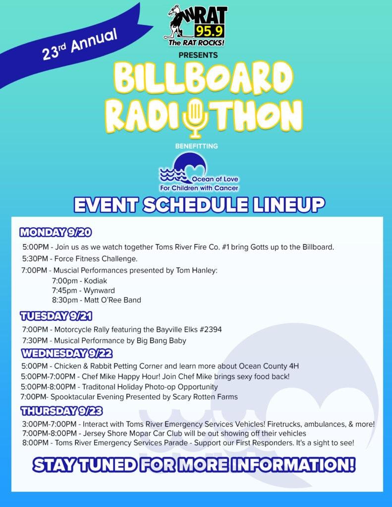 Billboard Radiothon