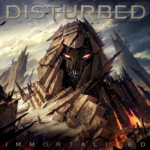 Disturbed - Photo from Reprise