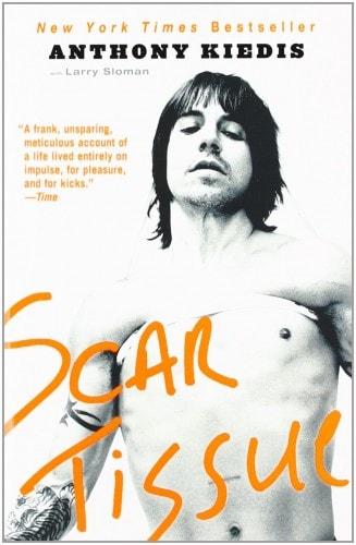 Kiedis - Photo from Hachette Books