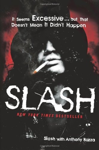 Slash - Photo from It Books