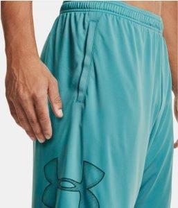 blue under armour men's shorts